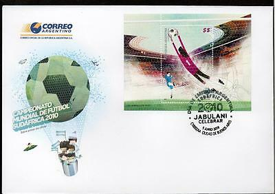 Argentina 2010 Football World Cup Cover