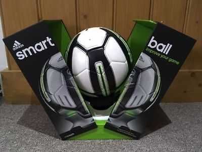 Adidas MICOACH SMART BALL, Size 5, App controlled!, OMB, Matchball