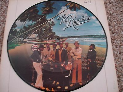 "The Regulars     Fools Game  7"" Picture Disc"