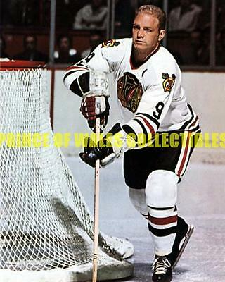 Bobby Hull 8X10 Photo
