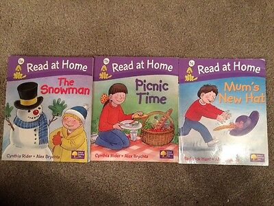 Read At Home Reading Books Level 1a-c