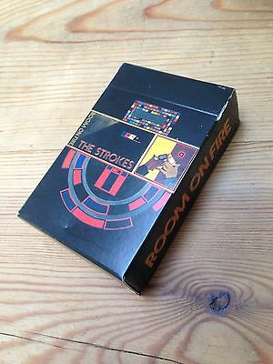 The Strokes - Room On Fire - Promotional Playing Cards - VERY RARE