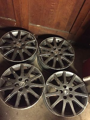 lexus is200 11 Spoke Alloy Wheels