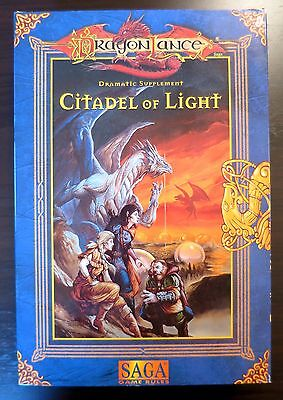 Dragonlance Citadel of Light Box Set NEW
