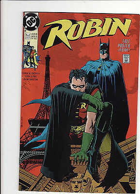 Robin Issues 1 To 5 Of 5 Issue Mini Series 1990/1 Issue 1 Includes Free Poster