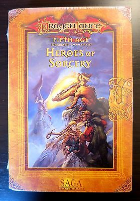Dragonlance Heroes of Sorcery Box Set NEW