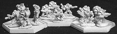 CAV Strike Operations - Power Armour Infantry (10mm scale) (Reaper Miniatures)