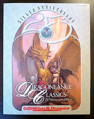 Dragonlance Classics Adventure NEW - TSR