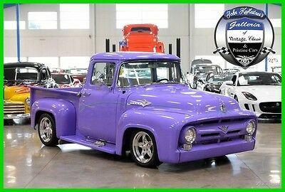 1956 Ford F-100  1956 Ford F-100 Truck Street Rod 460 V8 C6 Automatic Tranmission Auto 56