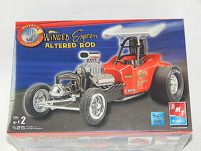 AMT Winged Express Altered Rod Model Kit