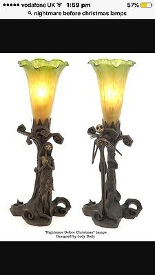 nightmare before christmas lamps