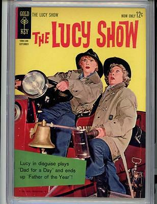 The Lucy Show  #2 CGC 8.5