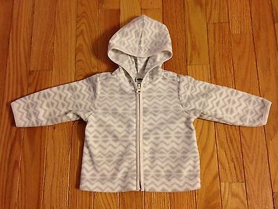 New without tags Old Navy baby girl fleece jacket 3-6 months