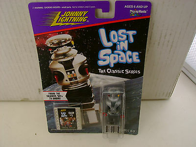 1998 Johnny Lightning Lost In Space Robot B-9 New Moc