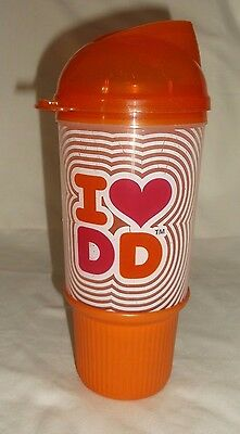 Whirley  24  oz   DUNKIN DONUTS  Cold  DRINK Cup