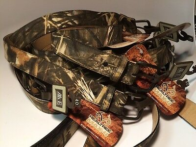 Lot of 12 Liquidation Wholesale Realtree Max-4 Camo Hunting Belts NWT Size 40