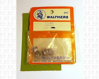 Walthers O Parts: Commodes Toilets Hoppers 941-806