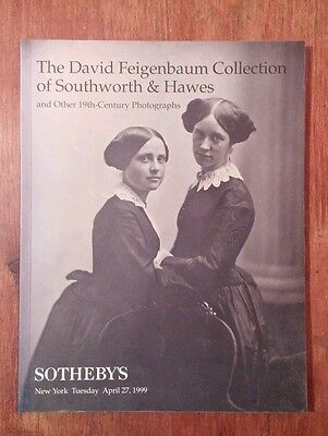 David Feigenbaum Collection of Southworth & Hawes, Sotheby's Auction