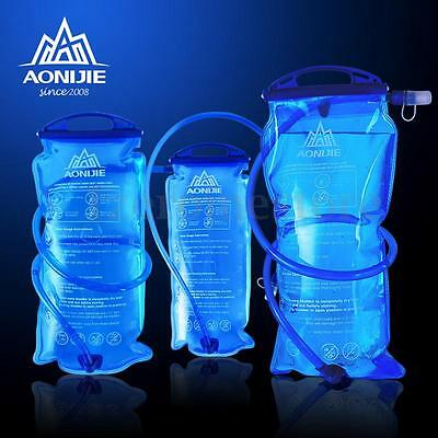 AONIJIE 1.5L 2L 3L Water Bladder  Hydration Pack Backpack Hiking Camping Cycling