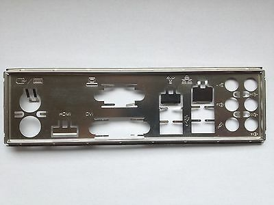 ATX-Blende / I/O-Shield / Backplate MSI K9N6GM, P6NGM-FIH