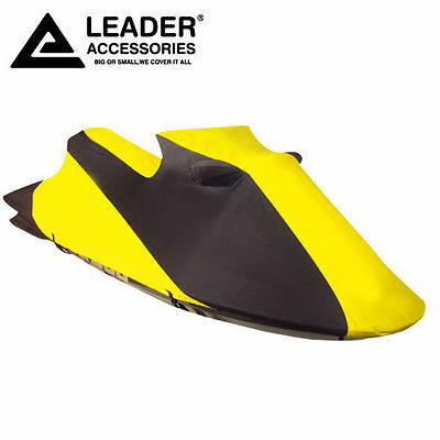 New Sea-Doo GTI, GTI SE '06-'08 -with mirrors Black/Yellow Jet Ski PWC Cover