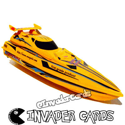 """Speed X-Cyclone 1/16 93cm 37"""" RC Radio Remote Controlled Racing Boat Brand New"""