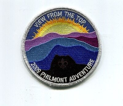 Patch From Philmont Scout Ranch-Adventure Patch - 2009