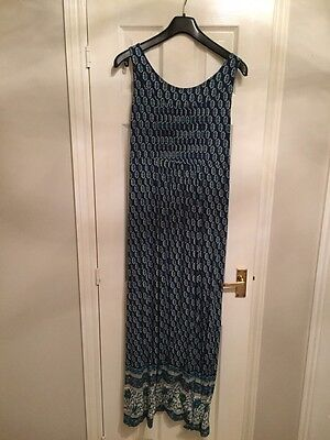 Floral Maxi Maternity Dress Size 18