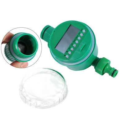 Watering Automatic Irrigation System Water Sprinkler Drip Garden Timer Wet Plant