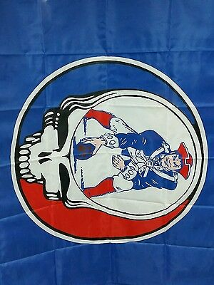 Grateful Dead Inspired Patriots Flag old school 3'X5  Steal Your Face Company