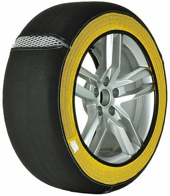 Universal Multi Grip Anti-skid Snow And Ice Wheel Covers size Large