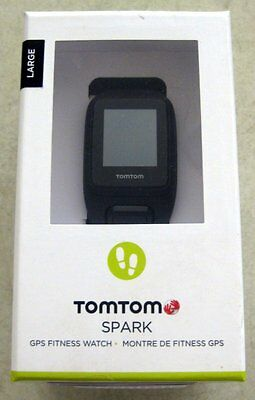 Tomtom Spark GPS Fitness Watch (Sports Running Cycling Watch)