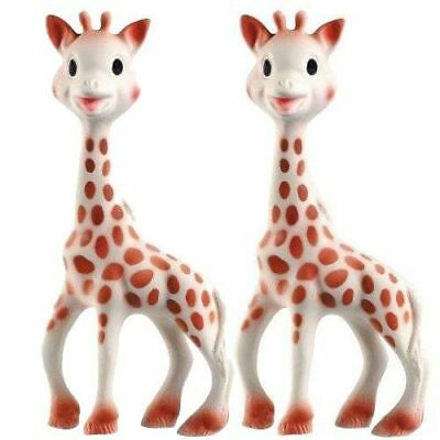 Two Boxed Sophie The Giraffe by Vulli Baby Teether Toy