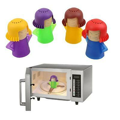 2017 New Metro Angry Mama Microwave Cleaner Kitchen Gadget Tool J