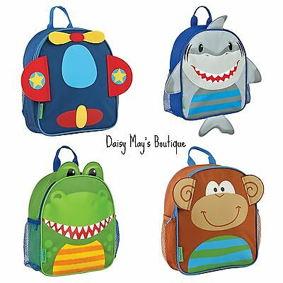 STEPHEN JOSEPH MINI Sidekick Backpacks for