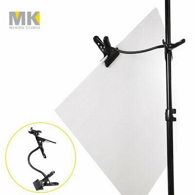 Multifunctional Photo Studio Lighting Light Stand Magic Clamp with Flex Arm