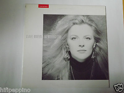 "Claire Martin ""the Waiting Game"" Linn Records Vinile Lp Raro Introvabile"