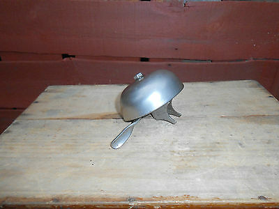 Vintage Bicycle/motorcycle Bell Made In England By Joseph Lucas Ltd.working