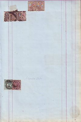 India  Selection of 61, used.