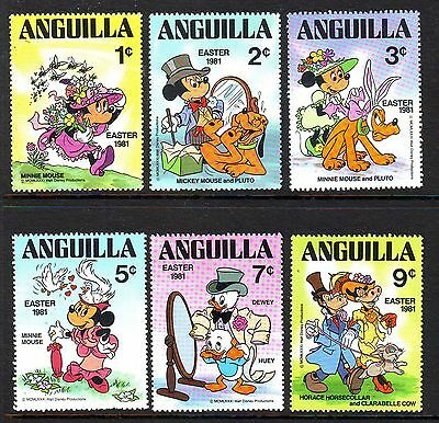 Anguilla  1981  Easter, MNH.