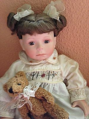 Beautiful Porcelain Doll from Holland