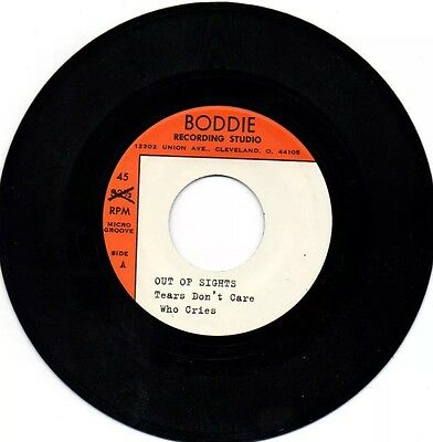 """The Out Of Sights 7"""" Northern Soul 45 Mint  Free Uk P&p"""