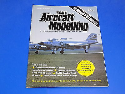 Scale Aircraft Modelling 1982 May - F-101 Voodoo