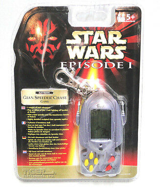 Star Wars Episode 1 Gian Speeder Chase Game Rare Collectable New !!!