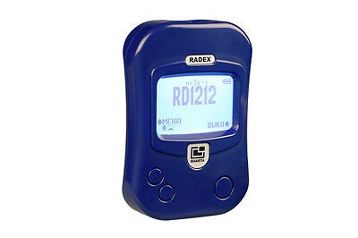 RADEX RD1212 Radiation Detector / Geiger Counter Radiometer NEW