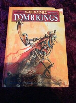Tomb Kings Army Book. 8th Edition, Warhammer