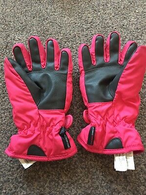 childrens ski gloves Age Approx 10-12
