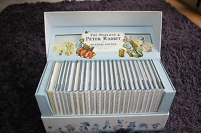 The World of Peter Rabbit Boxset: Tales 1-23 by Beatrix Potter (Multiple copy pa