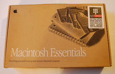 Original 1992 Apple Accessory Pack - box only - good condition