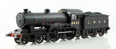Hornby Oo R3233 Lner Black Class D16/3 4-4-0 Locomotive (Pre 1948) *new* (D21)